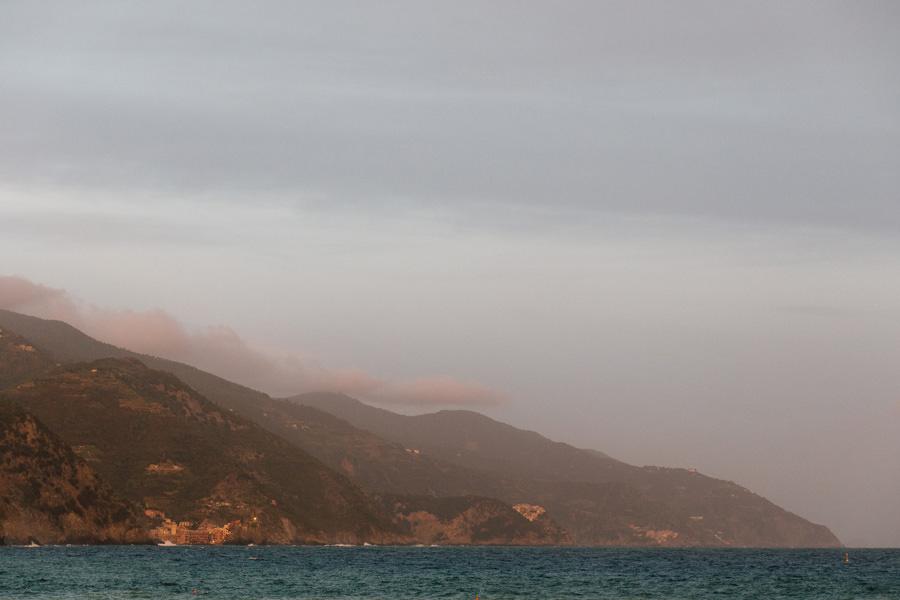 Włochy wybrzeże sesja