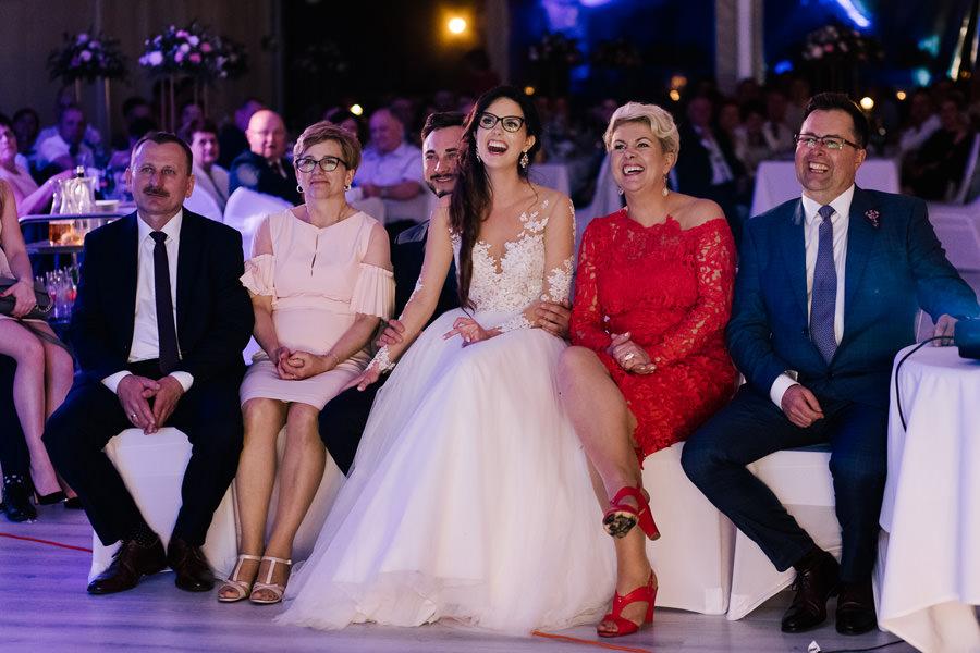artis moderówka ślub