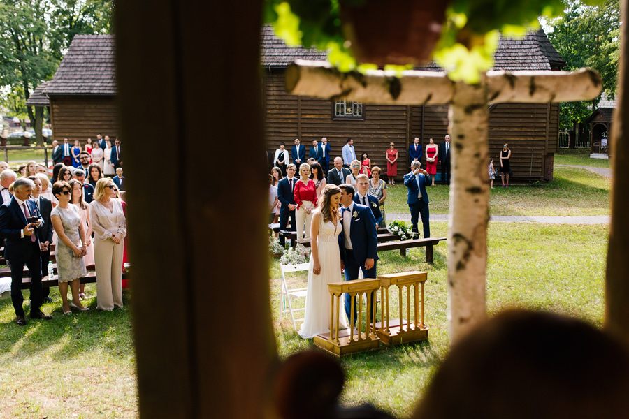 piękna przysięga ślubna