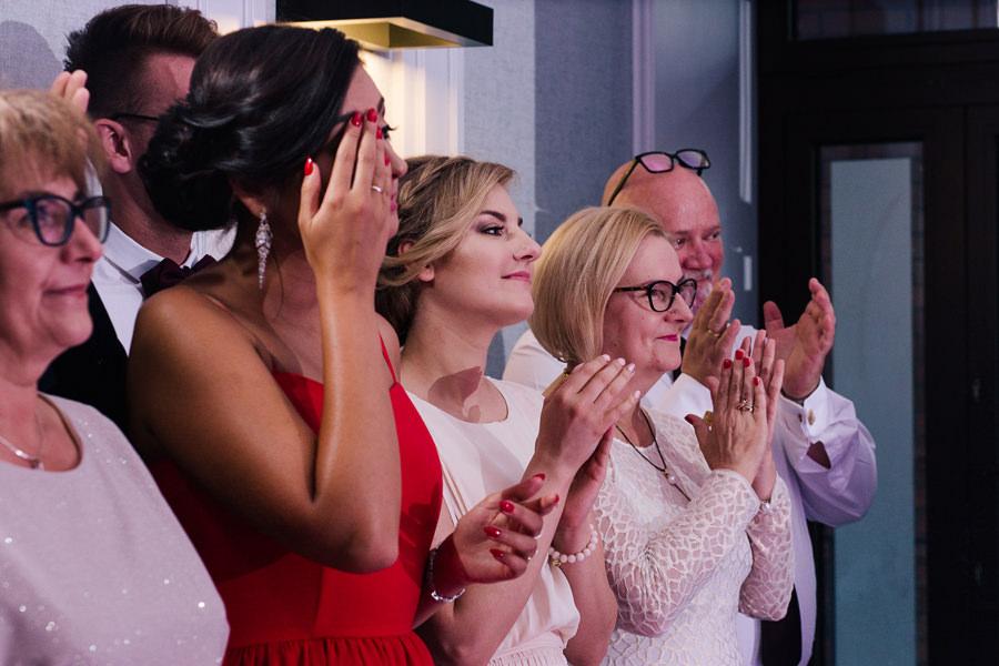 świetna zabawa na weselu wesele hotel duo spa Janów lubelski