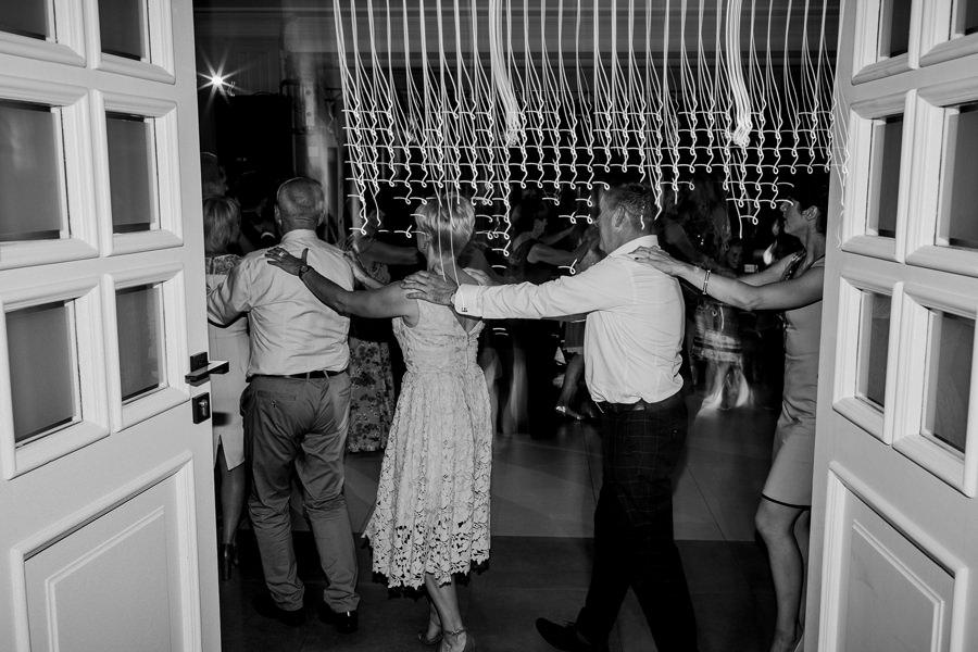 piękny ślub i wesele hotel duo spa fotograf ślubny Jasło