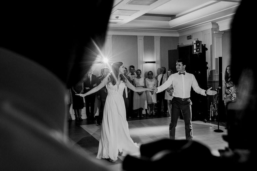 pierwszy taniec wesele hotel duo spa Janów lubelski