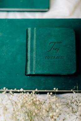 Pamiątka chrztu świętego, album ze zdjęciami