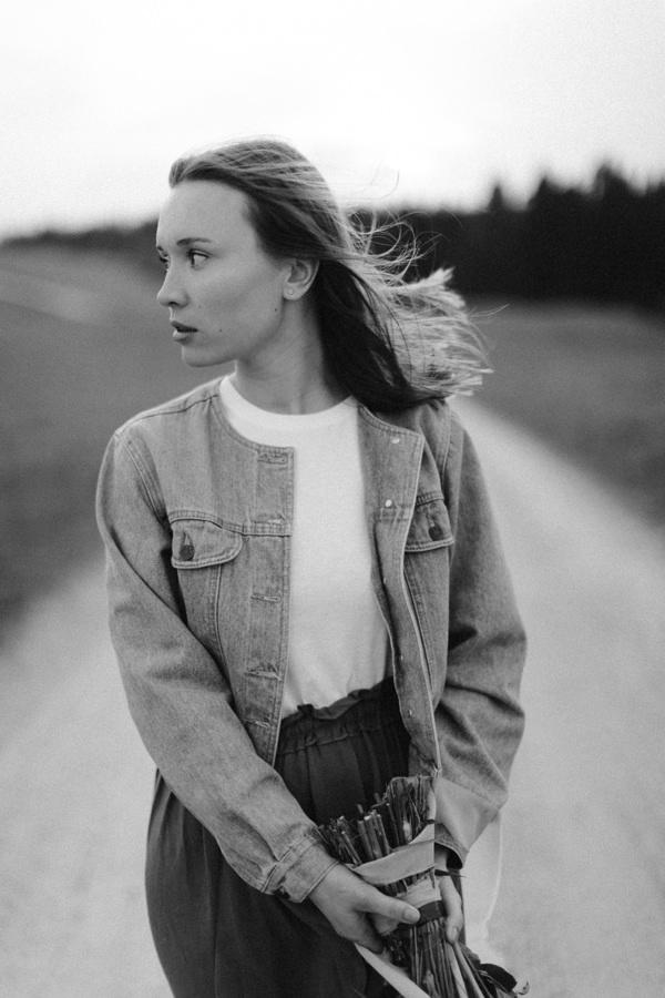 portret kobiety, sesja portretowa