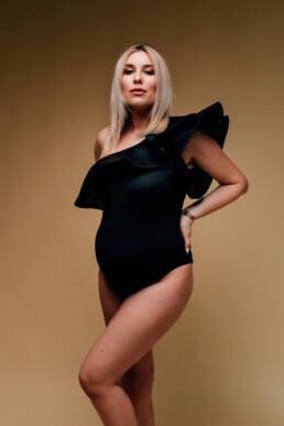 w co ubrać się na sesję ciążową, sesja ciążowa w Krośnie